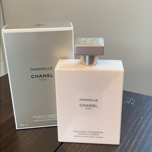Chanel Gabrielle lotion